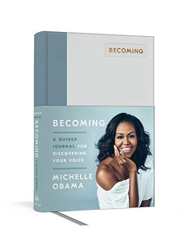 Becoming: A Guided Journal for Discovering Your Voice (Amazon / Amazon)