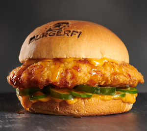 Better Burger Concept Enters the Spicy Chicken Sandwich Wars With Its Take on the Popular Menu Item, Utilizing Ghost Pepper Honey as Its Not-So-Secret Spicy and Delicious Weapon