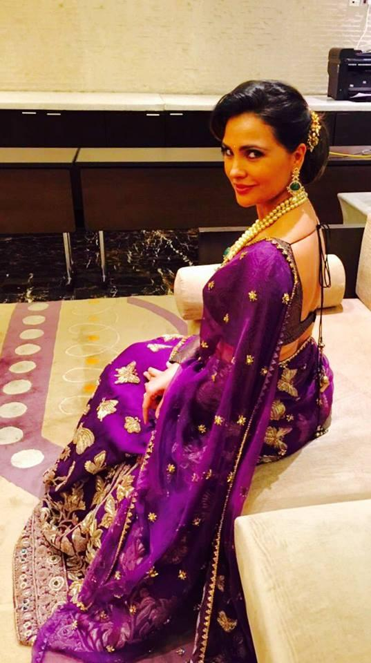<p>Following Sush's footsteps, Lara became the second Miss Universe to venture out in varied business arenas. She owns a production company that goes by the name of BheegiBasanti and has launched her sari collection in collaboration with Chabbra 555. Let's not forget that you will also find a fitness DVD by Lara in the market. </p>