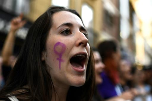 The street protests called by women's groups have already begun to put pressure on authorities