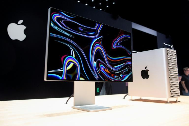 Apple is expected to unveil new Mac computers which are powered by the tech giant's own chips
