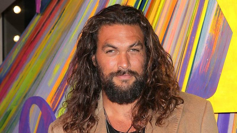 Jason Momoa Gets Grilled by Kelly Clarkson's Kids About Aquaman -- Watch
