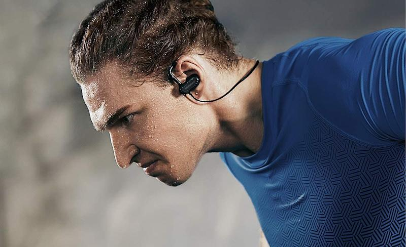 Save 46 percent on these Anker Soundcore Wireless Bluetooth Headphones. (Photo: Anker)