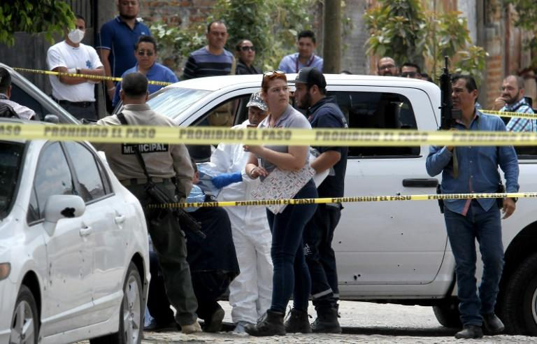 Jalisco state has been been hard-hit by violence linked to organized crime in recent years