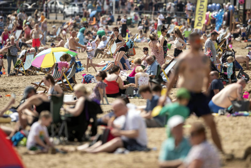 Will we get hot temperatures every summer now? (Picture:Danny Lawson/PA Wire)