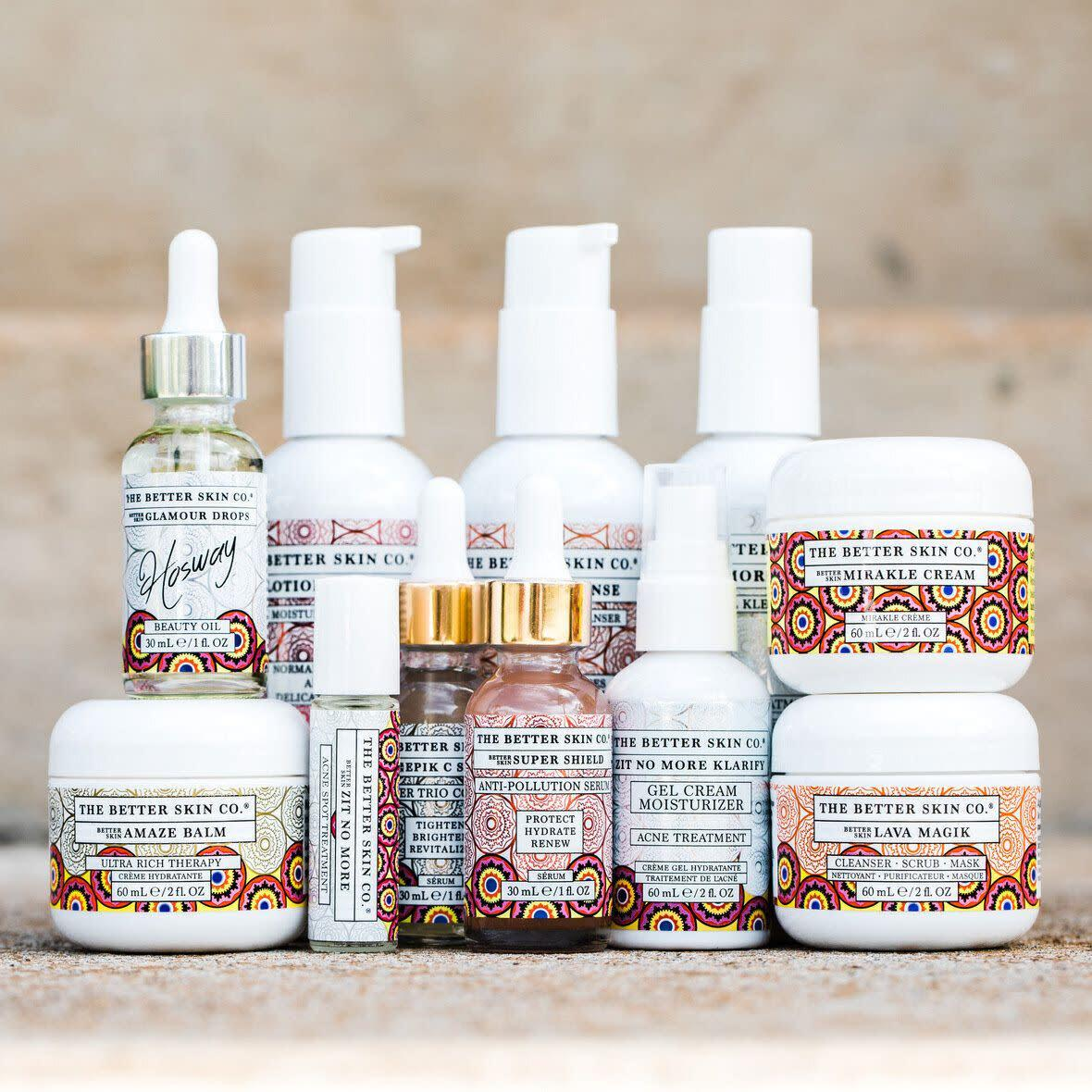 "Get in on this cult-favorite skincare brand comprised of multipurpose products made with clean ingredients to help simplify your routine. <strong><a href=""https://amzn.to/2xTcPUp"" rel=""nofollow noopener"" target=""_blank"" data-ylk=""slk:Check out the sale here"" class=""link rapid-noclick-resp"">Check out the sale here</a></strong>.&nbsp;"