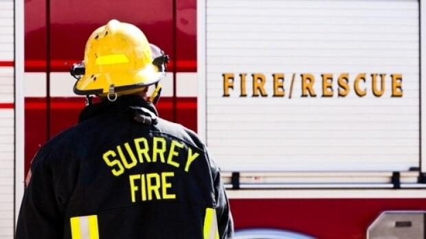 Surrey Fire Department