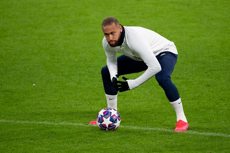 Neymar is back for Paris Saint-Germain, which significantly improves their chances of a deep Champions League run. (Photo by DeFodi Images via Getty Images)