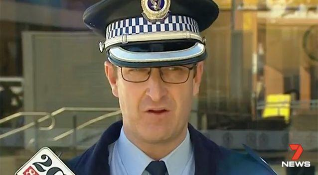 Police said the man who snatched the boy returned him after the mother ran after him. Photo: 7 News
