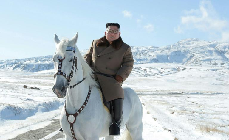 Analysts say Kimg Jong Un's horseback hike may signal a new policy direction for the nuclear-armed North