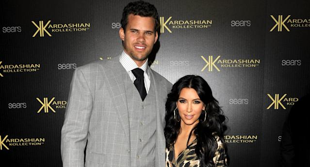Kim Kardashian filed for divorce from Kris Humphries after just 72 days of marriage. (Photo: John Shearer/WireImage)