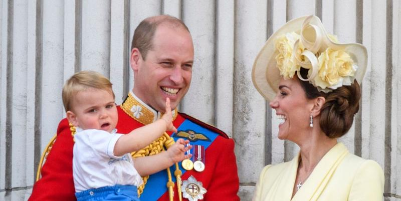 The Story Behind Those Adorable Photos of Prince George