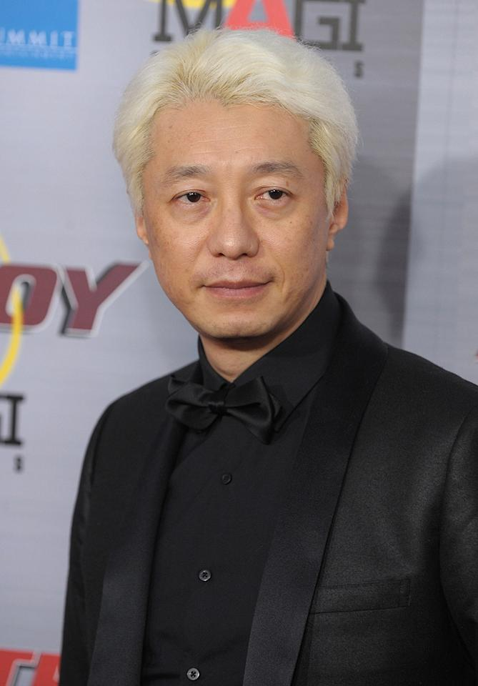 "Macoto Tezuka at the Los Angeles premiere of <a href=""http://movies.yahoo.com/movie/1808461950/info"">Astro Boy</a> - 2009"