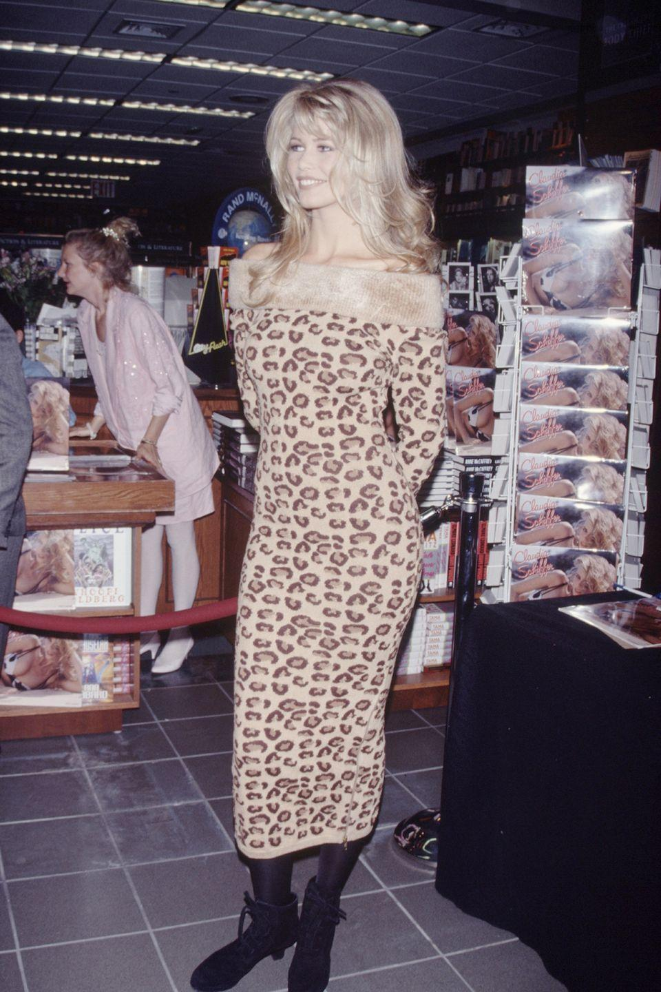 <p>Classic iconic Alaia that I still have in my archive, worn to one of my calendar signings. So timeless that I still wear it today.</p>
