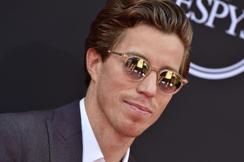 Shaun White is hoping to take take his talents to a warm-weather Olympics. (Photo by Axelle/Bauer-Griffin/FilmMagic)