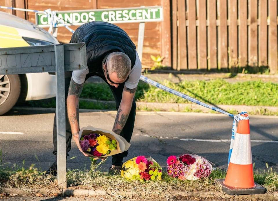 The incident has left local residents shocked (Danny Lawson/PA) (PA Wire)