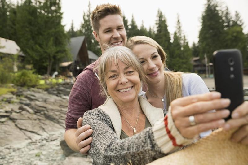 Would you want your mother-in-law on your holiday? Photo: Getty