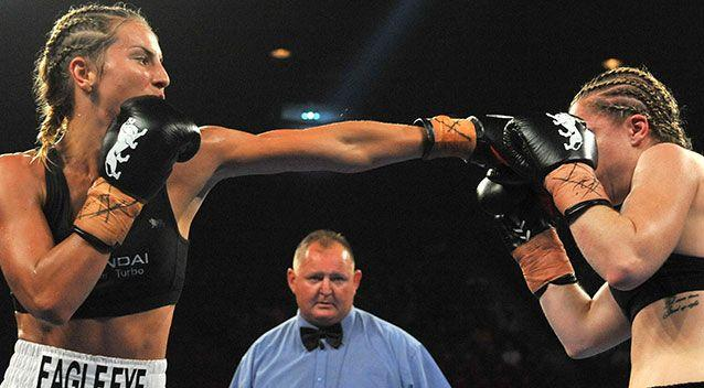 The professional boxer was stopped in Peakhurst and underwent a drug test. Photo: AAP