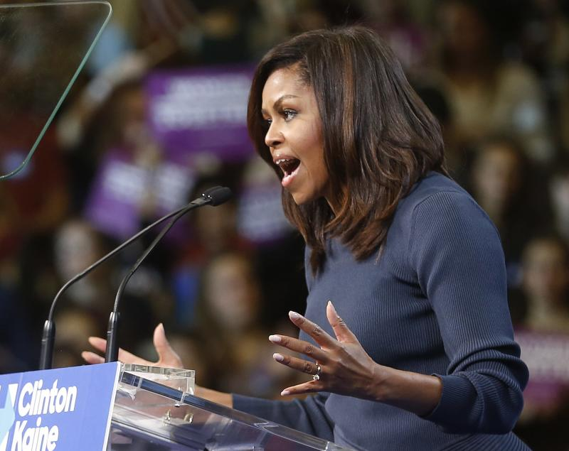 Michelle Obama Was Right About the History of Workplace Sexual Harassment