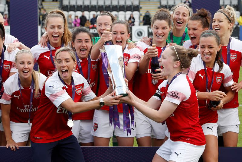 Future of English women's game faces threat due to COVID-19 says study