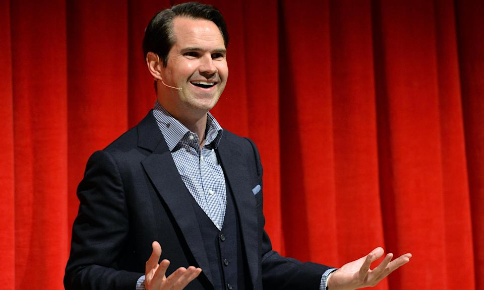 Comic Jimmy Carr was involved in a similar scheme. Copyright: [Jimmy Carr]