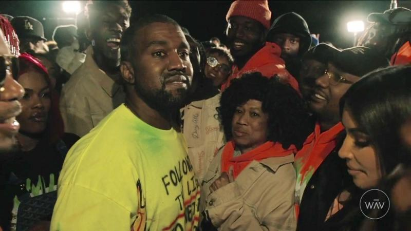 Kanye West Announces Album Listening Events in Brooklyn, Chicago, Miami
