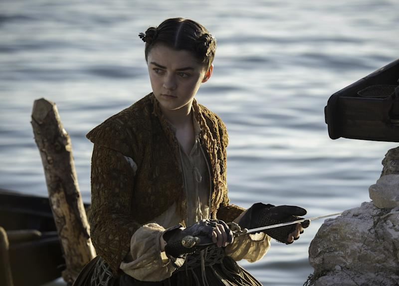 If Maisie Williams has her way, Arya will never reunite with the Starks