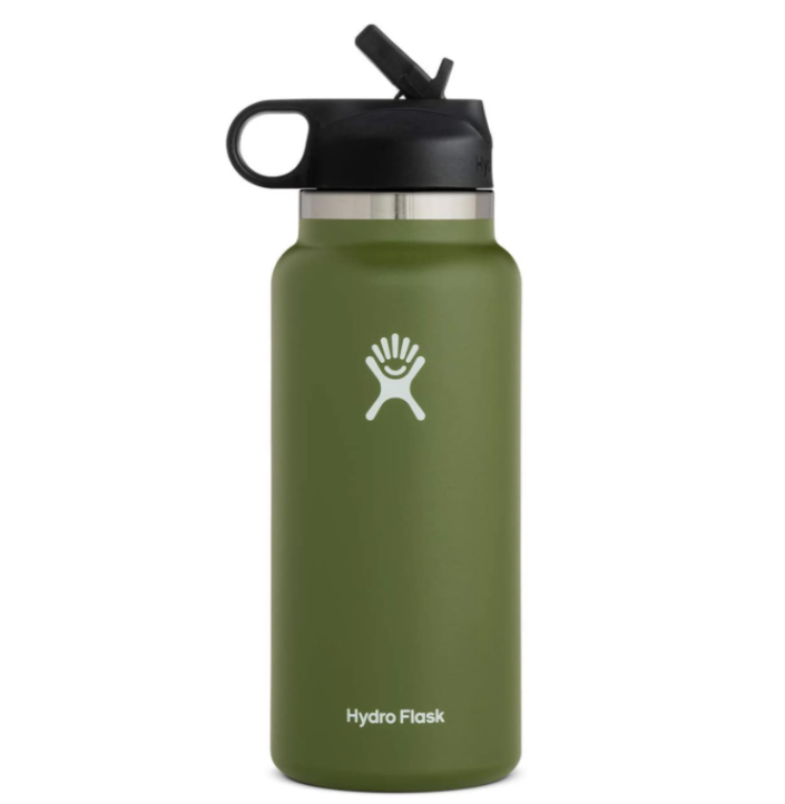 """<p><strong>Hydro Flask</strong></p><p>amazon.com</p><p><strong>$54.95</strong></p><p><a href=""""https://www.amazon.com/dp/B083ZGZCWQ?tag=syn-yahoo-20&ascsubtag=%5Bartid%7C2139.g.37612148%5Bsrc%7Cyahoo-us"""" rel=""""nofollow noopener"""" target=""""_blank"""" data-ylk=""""slk:BUY IT HERE"""" class=""""link rapid-noclick-resp"""">BUY IT HERE</a></p><p>Encourage their hydration habits with a wide-mouth Hydro Flask. It keeps drinks cold for hours and hours, meaning they'll actually enjoy sipping their daily two liters. </p>"""