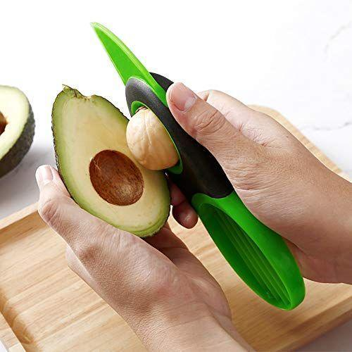 "<p><strong>Oxo</strong></p><p><strong>$9.99</strong></p><p><a href=""https://www.amazon.com/OXO-Good-Grips-Avocado-Slicer/dp/B0088LR59?tag=syn-yahoo-20&ascsubtag=%5Bartid%7C10055.g.28563931%5Bsrc%7Cyahoo-us"" rel=""nofollow noopener"" target=""_blank"" data-ylk=""slk:Shop Now"" class=""link rapid-noclick-resp"">Shop Now</a></p><p>For the avocado toast aficionado, this kitchen tool is a must. You can split, pit, and slice an avocado, safely! No need to worry about cutting your hand open while using a chef's knife to get the pit free.</p>"