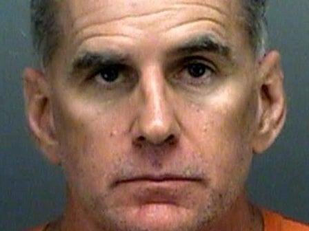 Graydon Young, 54, an alleged Oath Keeper from Florida who participated in the Capitol riot. (Pinellas County Sheriff's Office)