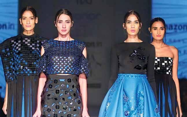 Amazon India Fashion Week: Reinventing the 'wheel' on ramp