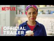 "<p>Are you as fatigued as we are of cooking series featuring rarefied ingredients, complicated recipes, and expensive culinary equipment? If you are, then <em>Time to Eat</em> is the show for you. Starring Nadiya Hussain, the fan favorite winner of <em>The Great British Baking Show</em>, <em>Time to Eat</em> is a refreshing departure from the elitism characteristic of so many cooking shows. In her colorful, crush-worthy kitchen, Hussain serves up easy recipes characterized by pantry shortcuts, cost-cutting measures, and time-saving hacks. You'll be hauling off the couch and into the kitchen in no time.</p><p><a class=""link rapid-noclick-resp"" href=""https://www.netflix.com/title/81185359"" rel=""nofollow noopener"" target=""_blank"" data-ylk=""slk:Watch Now"">Watch Now</a></p><p><a href=""https://www.youtube.com/watch?v=rZkMPRz_di0"" rel=""nofollow noopener"" target=""_blank"" data-ylk=""slk:See the original post on Youtube"" class=""link rapid-noclick-resp"">See the original post on Youtube</a></p>"