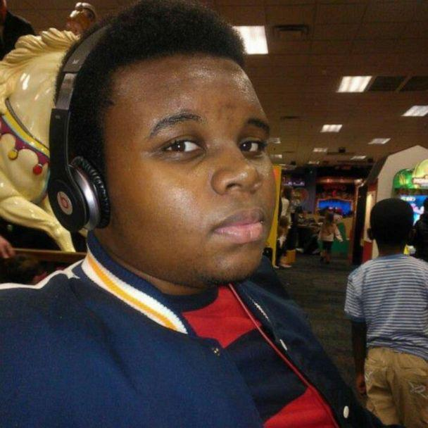 PHOTO: Michael Brown is seen in this photo posted to Facebook, May 19, 2013. (Courtesy Brown Family/Facebook)