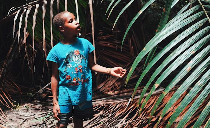 Petrus Kinggo's nephew and his generation will inherit a scarred landscape in Papua