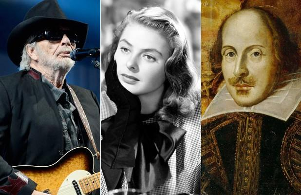 15 Famous People Who Died on Their Birthday, From Shakespeare to Ingrid Bergman (Photos)