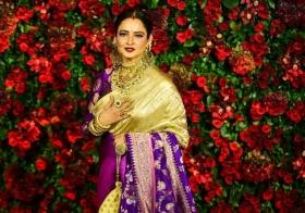 Hey Sapan Verma, this is how Rekha earns a living  - Hint: It has nothing to do with award shows