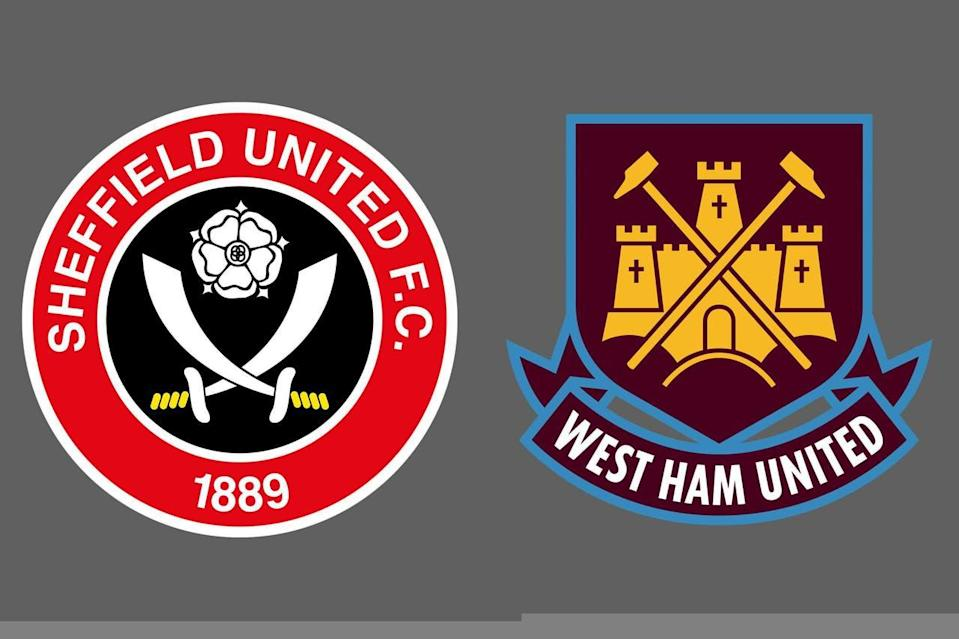 Sheffield United-West Ham United