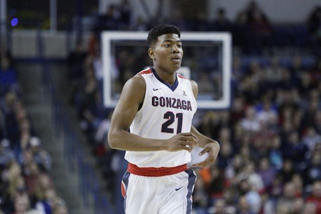 "Gonzaga's <a class=""link rapid-noclick-resp"" href=""/ncaab/players/137076/"" data-ylk=""slk:Rui Hachimura"">Rui Hachimura</a> is the leading scorer at the FIBA U-19 World Championships. (AP)"
