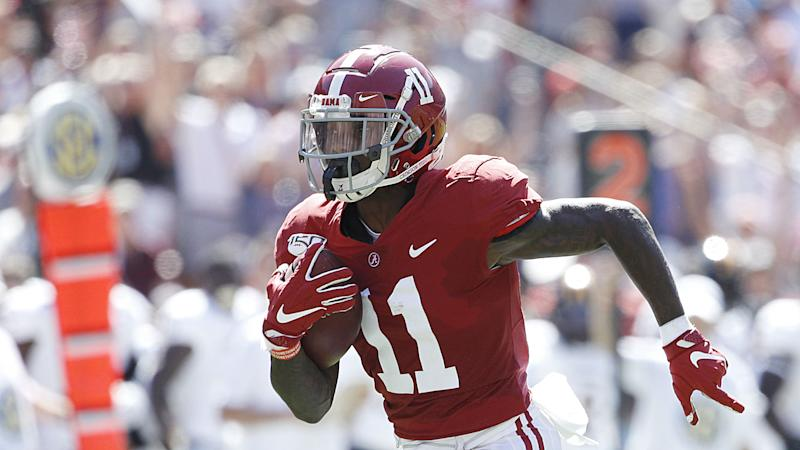 Henry Ruggs injury update: Alabama receiver in concussion protocol after Citrus Bowl injury