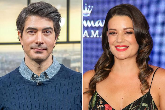 """<p><strong>Premieres:</strong> Nov. 25 at 8 p.m. ET/PT, Hallmark Channel</p> <p><strong>Stars:</strong> Brandon Routh, Kimberley Sustad, Gregory Harrison </p> <p><strong>Contains:</strong> Reigniting of old flames, excessive cuddliness</p> <p><strong>Official description:</strong> """"Cat lovers Zachary and Marilee are thrown back together at Christmas when they're tasked with finding homes for a litter of adorable kittens.""""</p>"""