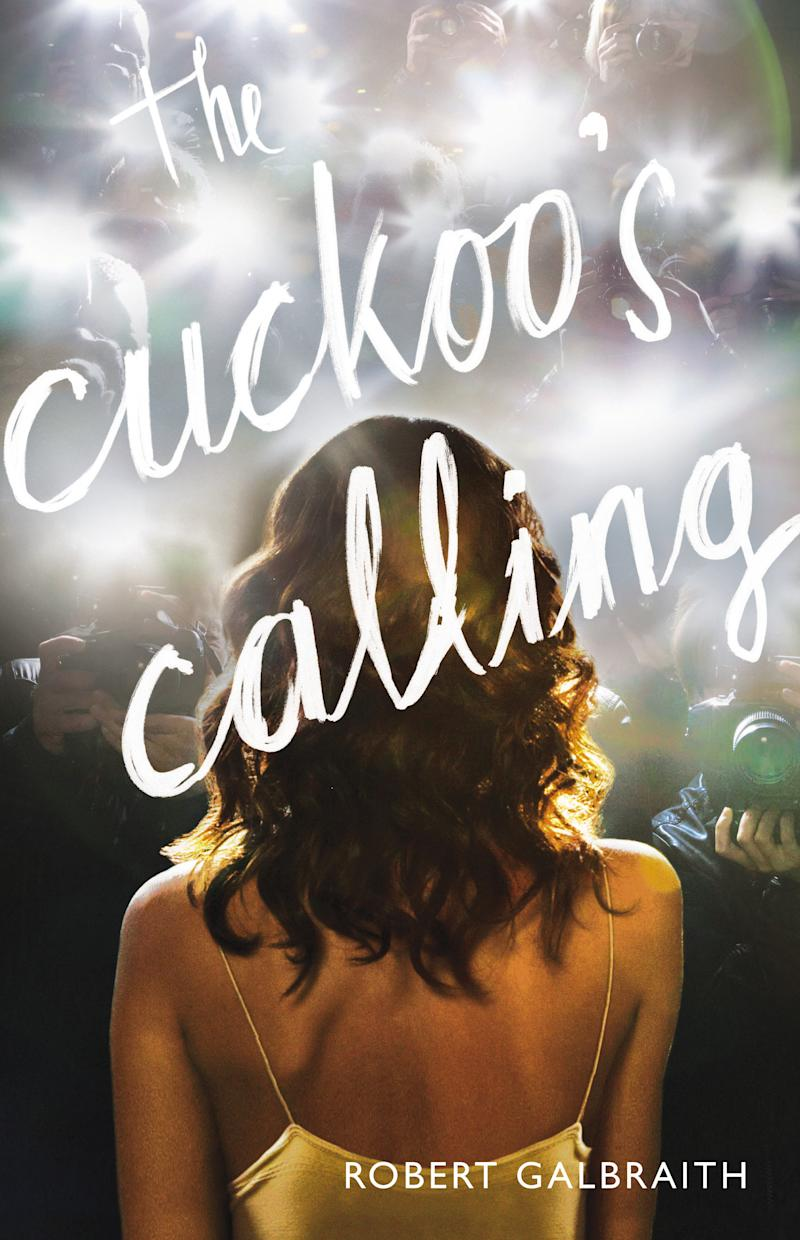 """This book cover image released by Mulholland Books shows """"The Cuckoo's Calling,"""" by Robert Galbraith, a pseudonym for author J.K. Rowling. (AP Photo/Mulholland Books)"""