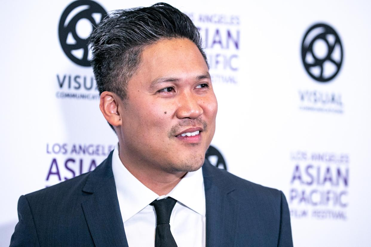 LOS ANGELES, CALIFORNIA - MAY 10: Dante Basco arrives at closing night for The 2019 Los Angeles Asian Pacific Film Festival at Regal Cinemas L.A. Live on May 10, 2019 in Los Angeles, California. (Photo by John Wolfsohn/Getty Images)