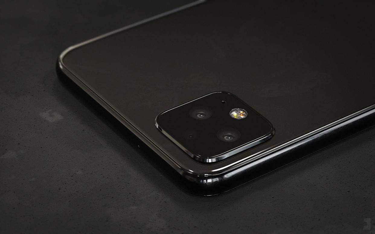 Google confirms Pixel 4 leak, releases official render