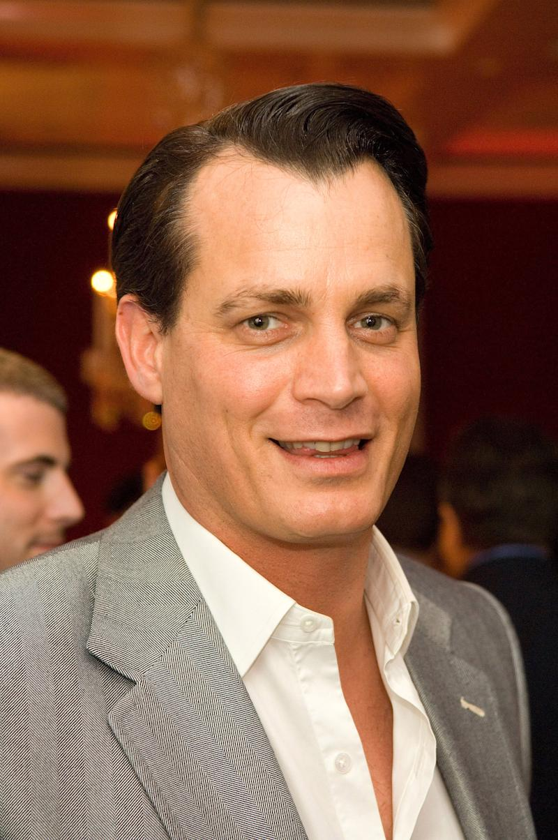 Matthew Mellon during the