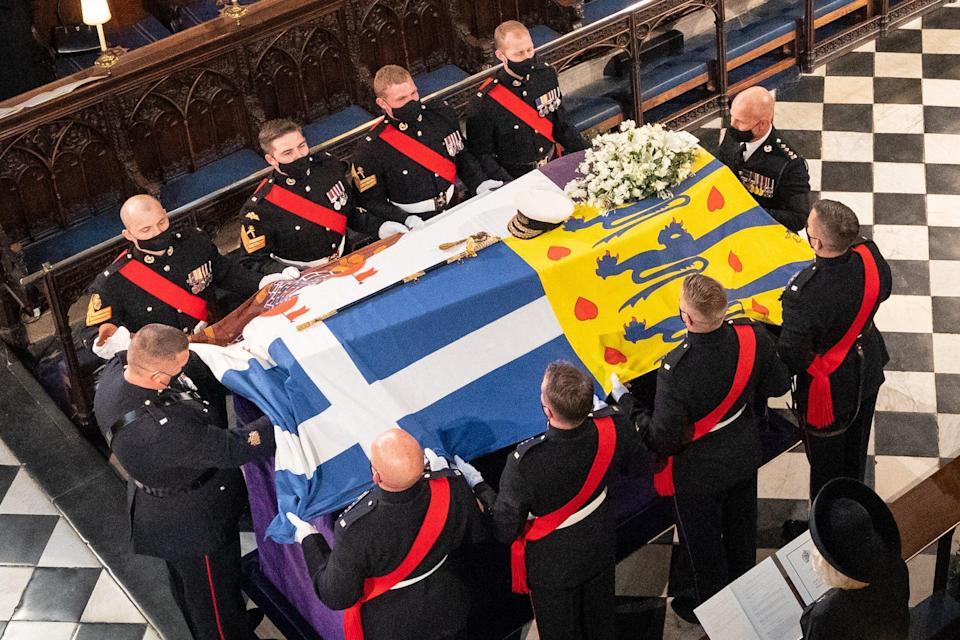 Duke of Edinburgh funeral (PA Wire)