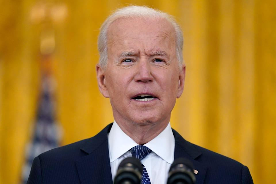 <p>President Biden is sending the State Department's top Israel-Palestine expert to help de-escalate the violence</p> (AP)
