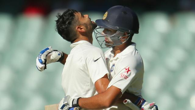 Rohit Sharma scored 303 runs in the first Test and India captain Virat Kohli believes that should buy him a reprieve from scrutiny.