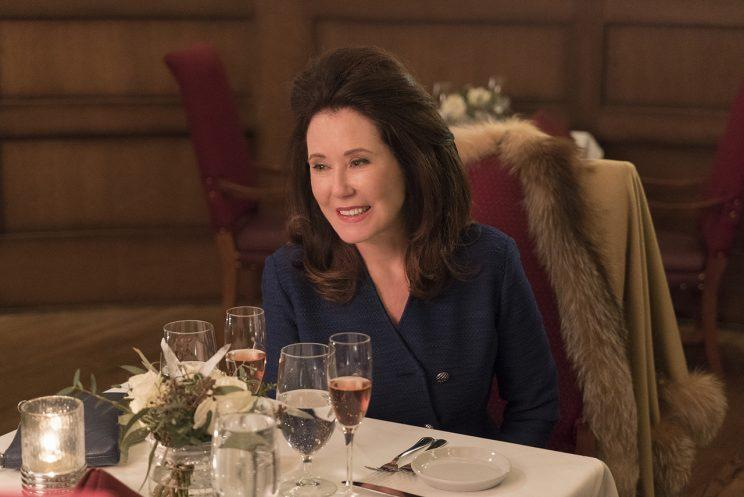 Mary McDonnell as Widow Goldfarb in FX's Fargo. (Photo: Chris Large/FX)