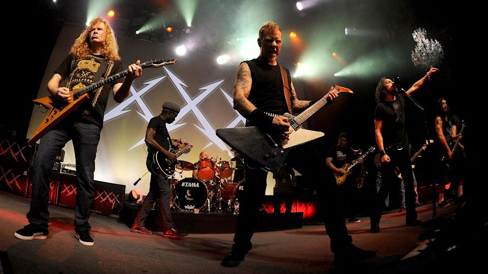 Metallica Performs At The Fillmore - Show 4 - Credit: Tim Mosenfelder/WireImage