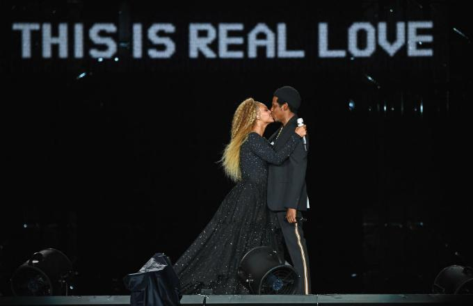 Showbiz: Beyoncé et Jay-Z recoltent 150 millions$ de leur tournée ''On the Run 2''